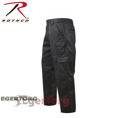 БРЮКИ Tactical Duty Pants ЧЕРНЫЕ