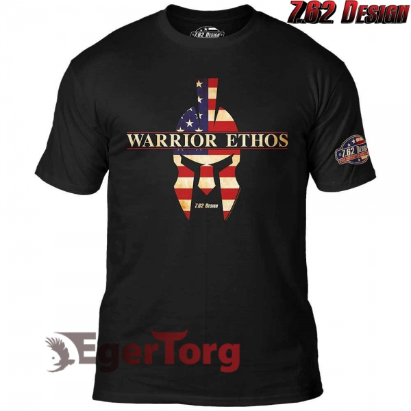 Футболка American 'Warrior Ethos' 7.62 Design Premium