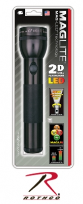 Фонарь MAGLITE LED 2D CELL