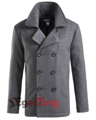 БУШЛАТ ВМФ SURPLUS PEA COAT