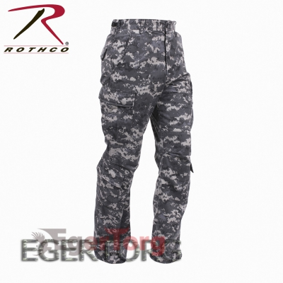 БРЮКИ КАРГО ROTHCO VINTAGE PARATROOPER FATIGUE SUBDUED DIGITAL CAMO