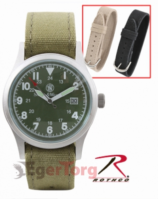 Часы MILITARY - 4314 SMITH WESSON MILITARY WATCH SET b42a52e621ca1