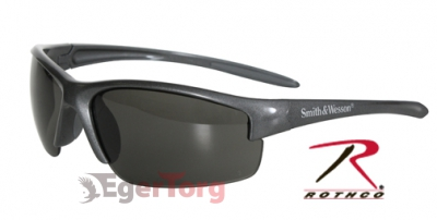 Очки солнцезащитные  -  10607 SMITH     WESSON EQUALIZER ANTI-FOG SUNGLASSES
