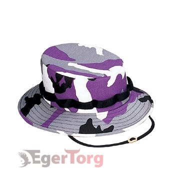 Панама ULTRA VIOLET CAMO JUNGLE HATS