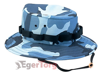 Панама SKY BLUE CAMO JUNGLE HATS