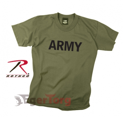 KID'S OD   ARMY   T-SHIRT