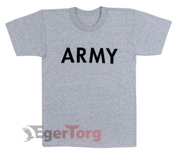 KIDS ARMY LOGO T-SHIRT