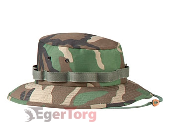 Панама  WOODLAND CAMO JUNGLE HATS