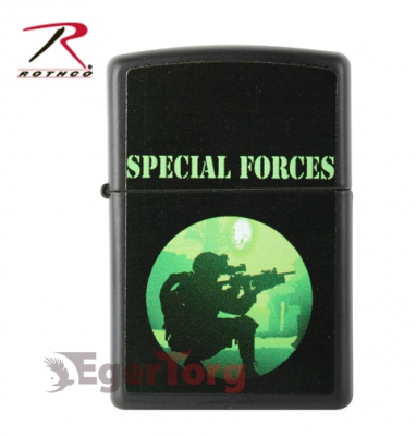 Зажигалка SPECIAL FORCES ZIPPO LIGHTER