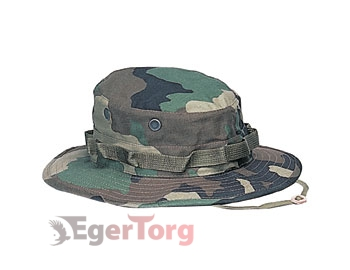 Панама  CAMOUFLAGE GOVERNMENT BOONIE HAT