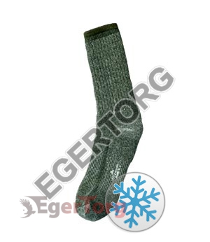 Носки шерстяные / 6165 WIGWAM OLIVE DRAB MERINO WOOL SOCKS - PAIR (1)