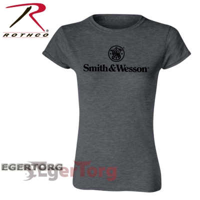 Футболка Smith and Wesson Womens Logo T-Shirt