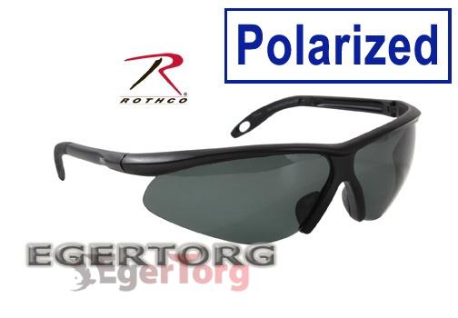 298bd69db886 Спортивные солнцезащитные поляризованные очки - 4368 ROTHCO 0.44 CALIBER  POLARIZED SPORT GLASSES