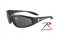 Очки солнцезащитные  -  10624 SMITH     WESSON 38 SPECIAL SUNGLASSES WITH SMOKE LENS
