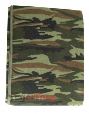 Одеяло CAMO FLEECE BLANKET