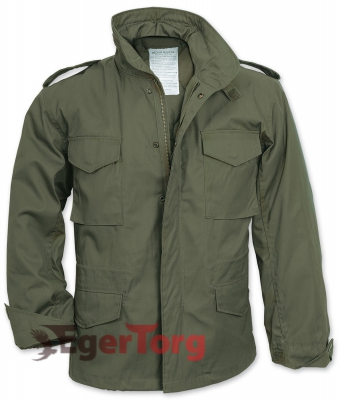 Парка SURPLUS US FIELDJACKET M65 OLIVE