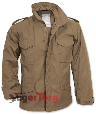 Парка SURPLUS US FIELDJACKET M65 BEIGE