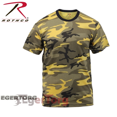 Футболка STINGER YELLOW CAMOUFLAGE