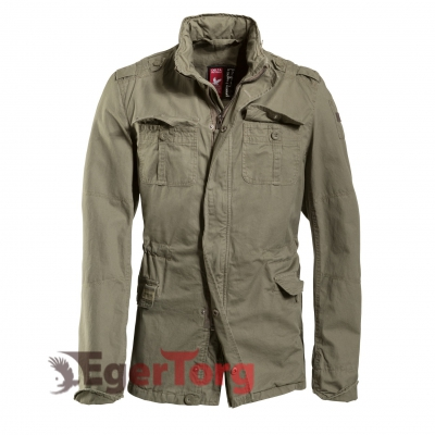 Куртка SURPLUS DELTA BRITANNIA OLIVE WASHED