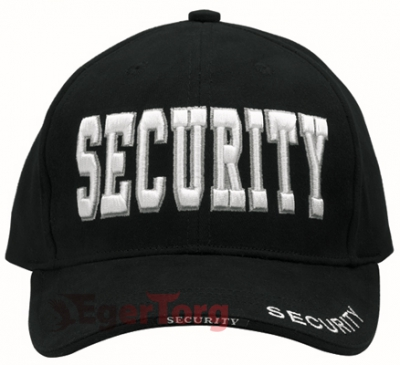 Бейсболка    SECURITY