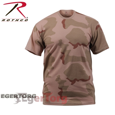 Футболка TRI-COLOR DESERT CAMO T-SHIRT