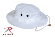 Панама белая - 5832 G. I. TYPE WHITE BOONIE HAT