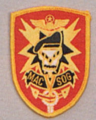 Нашивка mac viet-sog  -  1535 MAC VIET-SOG PATCH