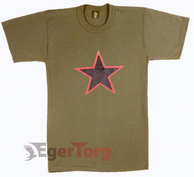 Футболка RED CHINA STAR