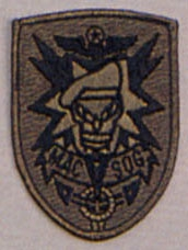 Нашивка приглушенная mac viet-sog  -  1536 SUBDUED MAC VIET-SOG PATCH
