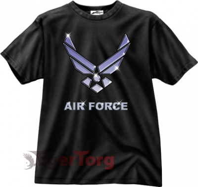 Футболка BLACK INK   AIR FORCE   T-SHIRT