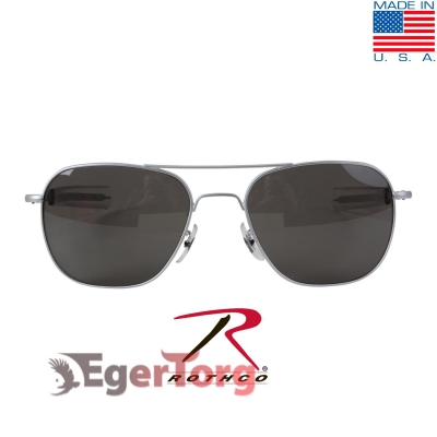 Очки American Optical Original Pilots Sunglasses 57mm Матовая Оправа