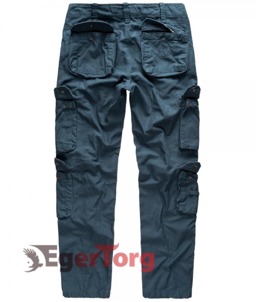 Брюки SURPLUS AIRBORNE SLIMMY NAVY