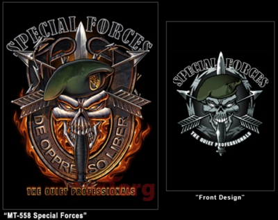 Футболка BLACK INK SPECIAL FORCES