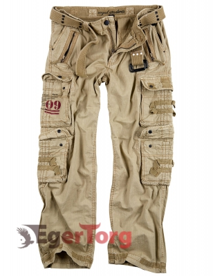 Брюки SURPLUS ROYAL TRAVELER TROUSER ROYALSAHARA