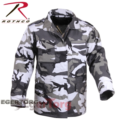 КУРТКА М-65 ROTHCO FIELD JACKET CITY CAMO
