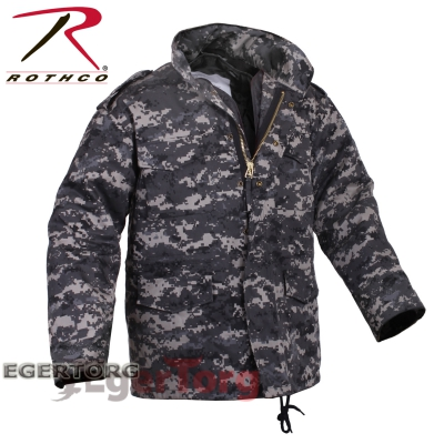 КУРТКА М-65 ROTHCO FIELD JACKET SUBDUED DIGITAL