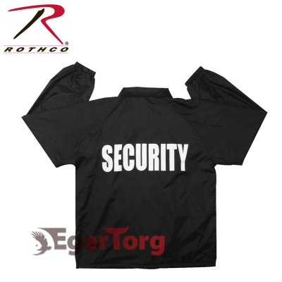 КУРТКА ROTHCO LINED COACHES JACKET SECURITY