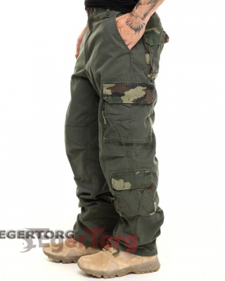 БРЮКИ КАРГО ROTHCO VINTAGE PARATROOPER FATIGUE