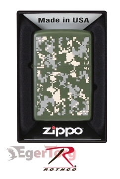 Зажигалка Army Digital Camo Zippo    Lighter