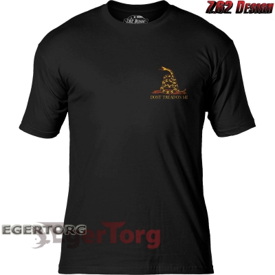 ФУТБОЛКА 'Don't Tread' 7.62 Design Premium Men's T-Shirt