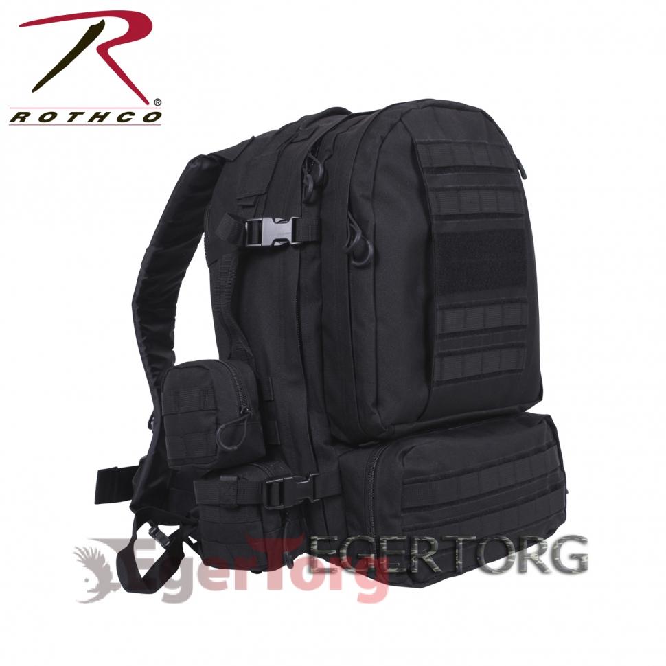 70e096982845 Тактический рюкзак черный 26410 купить