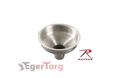 Лейка для фляги  -  250 STAINLESS STEEL FUNNEL