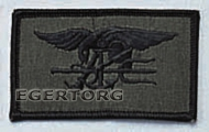 Нашивка  - 1683 Rothco Navy Seal Patch