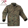 КУРТКА М-65 ROTHCO FIELD JACKET WOODLAND DIGITAL CAMO