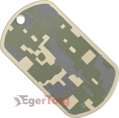 Жетон ACU Digital  -  8495 ACU DIGITAL CAMO DOG TAGS